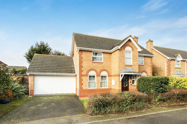 Thumbnail Detached house for sale in Devoke Close, Huntingdon