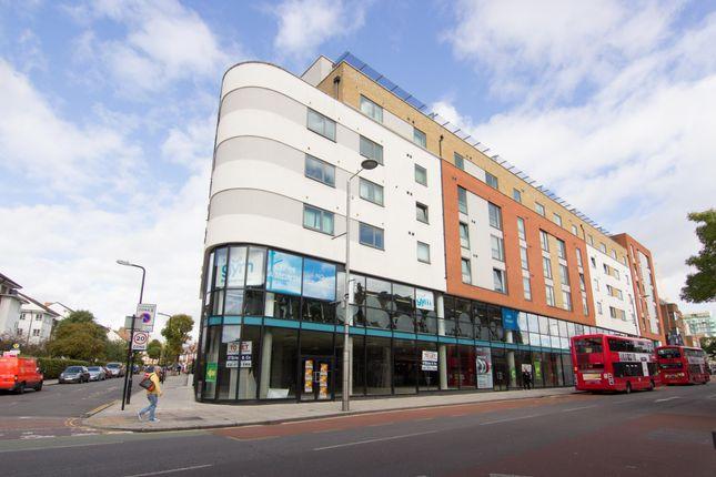Exterior of Uxbridge Road, London W13