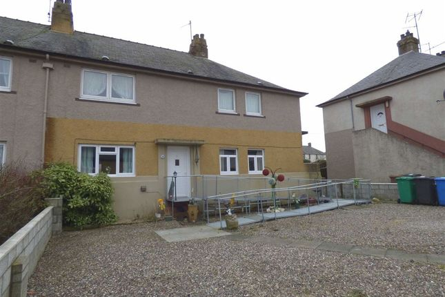 Thumbnail Flat for sale in Kinloss Crescent, Cupar, Fife