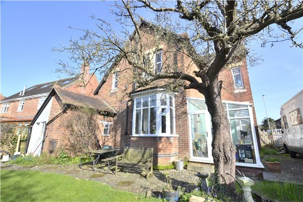 Thumbnail Detached house for sale in Stroud Road, Linden, Gloucester