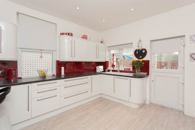Thumbnail End terrace house for sale in Manor Lane, London