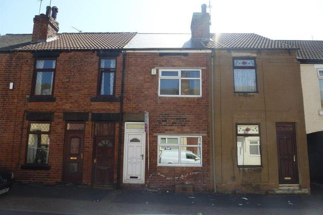 Thumbnail Terraced house to rent in Dodsworth Street, Mexborough