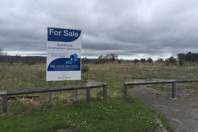 Thumbnail Land for sale in Land At Bird Inn, Dipton, Stanley