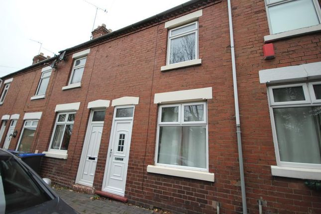 Thumbnail Property to rent in Wesley Street, Blythe Bridge, Stoke-On-Trent