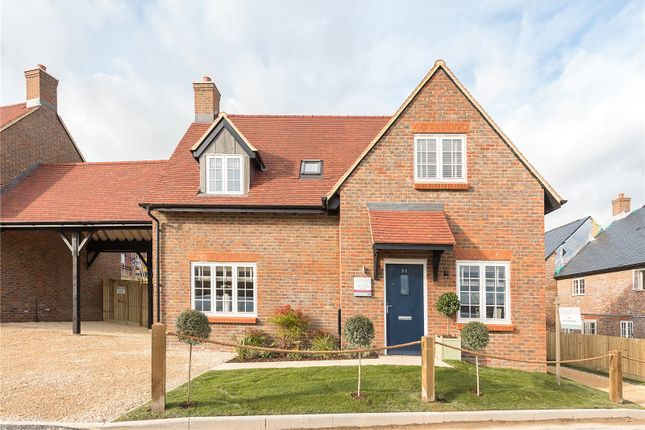 Thumbnail Detached house for sale in Saint's Hill, Saunderton, High Wycombe, Buckinghamshire