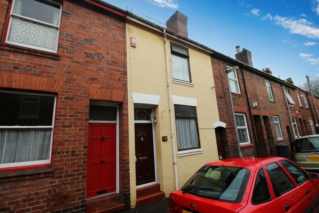 Front View of Heath Street, Newcastle-Under-Lyme, Staffordshire ST5