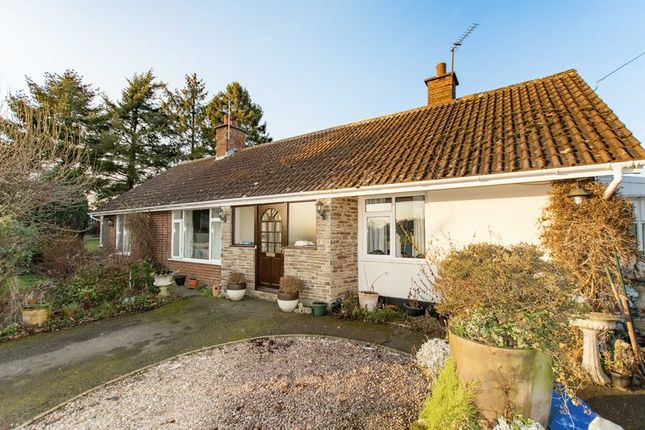 Thumbnail Detached house for sale in Lyonshall, Kington, Herefordshire