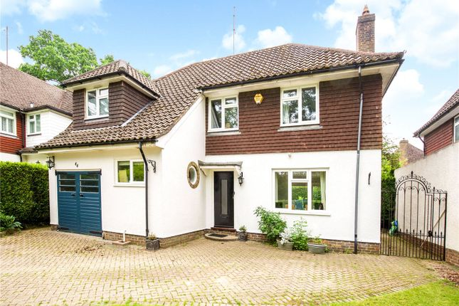Thumbnail Detached house for sale in Hickmans Lane, Lindfield, West Sussex