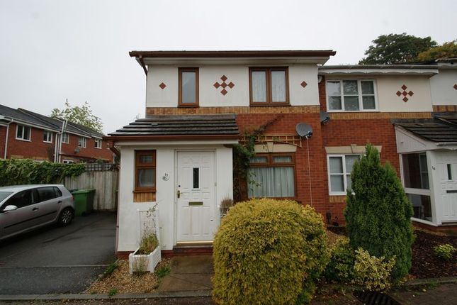 Thumbnail Semi-detached house to rent in Excalibur Close, Exeter
