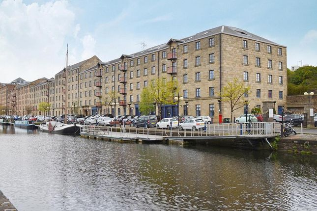 Thumbnail Flat for sale in F10, 6 Speirs Wharf, Port Dundas
