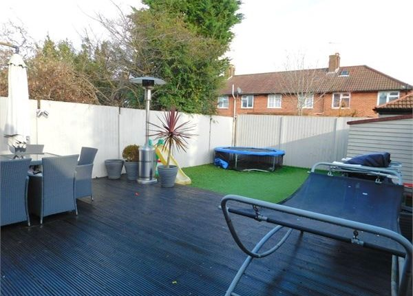 Thumbnail Terraced house for sale in Upfield Road, London