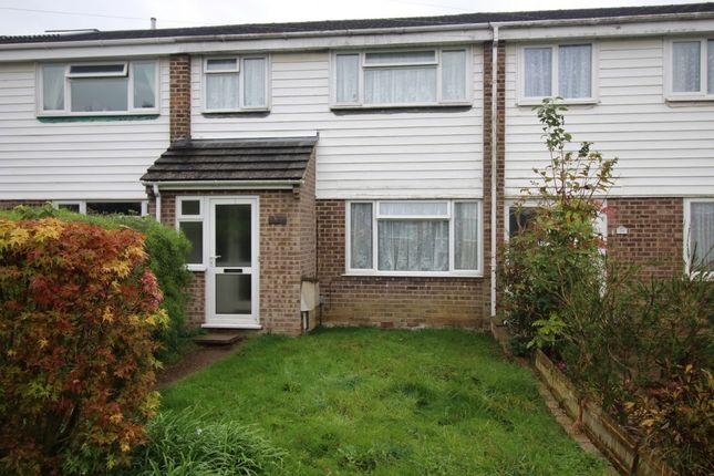 Thumbnail Terraced house to rent in Benbow Gardens, Calmore, Southampton