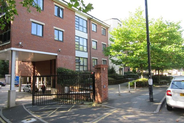 Secure Gates of Regents Court, Upper Chorlton Road, Manchester M16