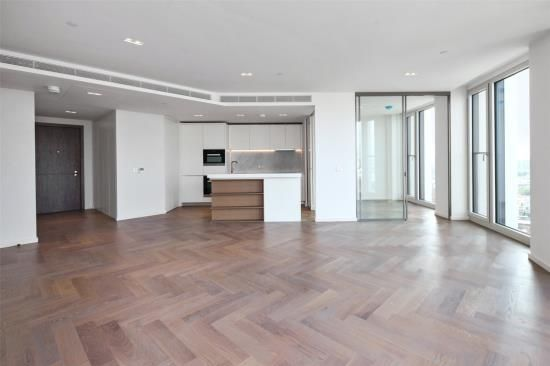 Thumbnail Flat to rent in South Bank Tower, 55 Upper Ground, London