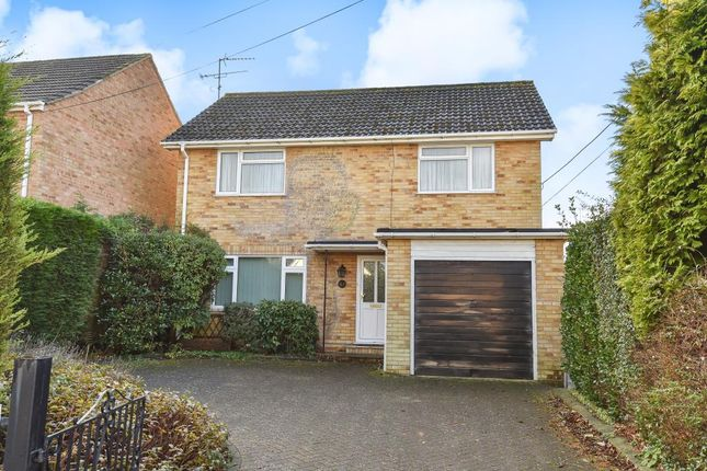 Thumbnail Detached house for sale in Glenmount Road, Mytchett, Camberley