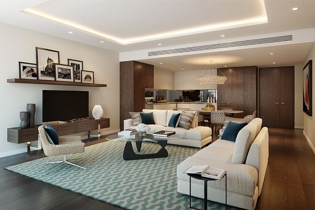 Thumbnail Flat for sale in Bolander Grove South, Lillie Square, Earls Court