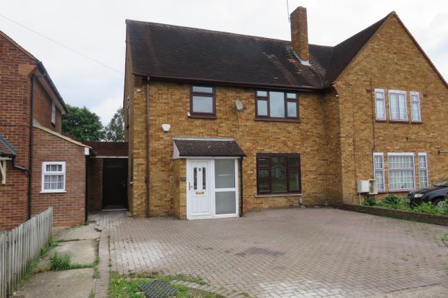 Thumbnail Semi-detached house to rent in Brampton Road, Hillingdon