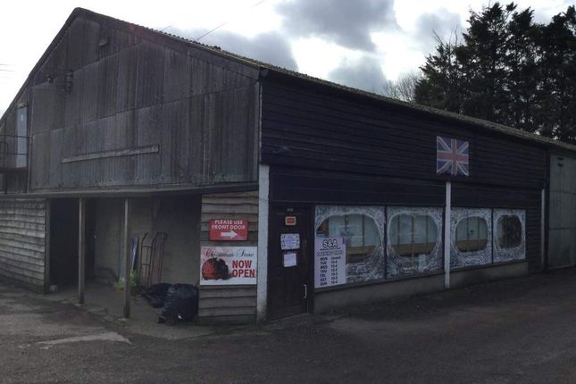 Thumbnail Retail premises for sale in Little Malgraves Industrial Estate, Lower Dunton Road, Bulphan, Upminster