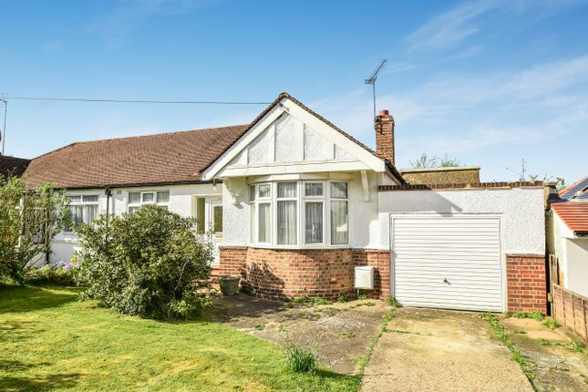 Thumbnail Semi-detached bungalow for sale in Haslemere Avenue, East Barnet, Barnet