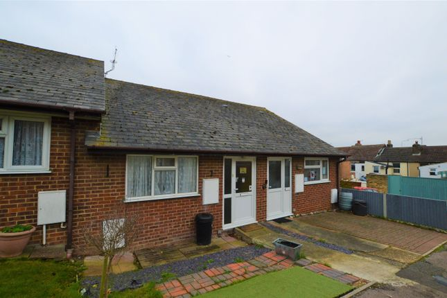 Thumbnail Terraced bungalow to rent in Montefiore Cottages, Ramsgate