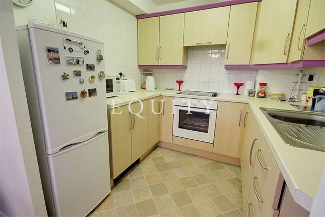 Thumbnail Flat for sale in Ainsley Close, Edmonton