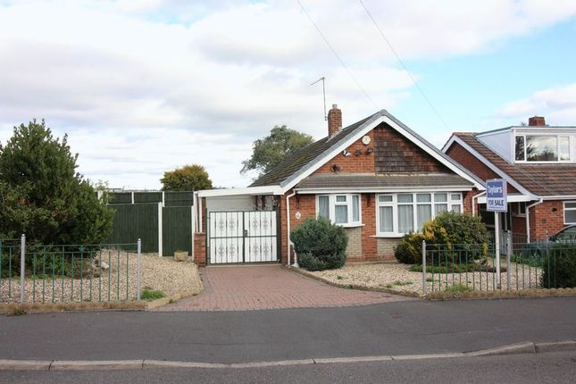 Thumbnail Detached bungalow for sale in Belgrave Court, Kingswinford