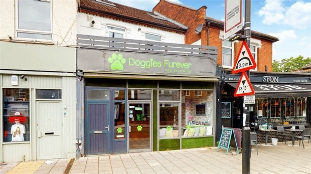 Thumbnail Commercial property for sale in St Johns Road, Isleworth, Middlesex