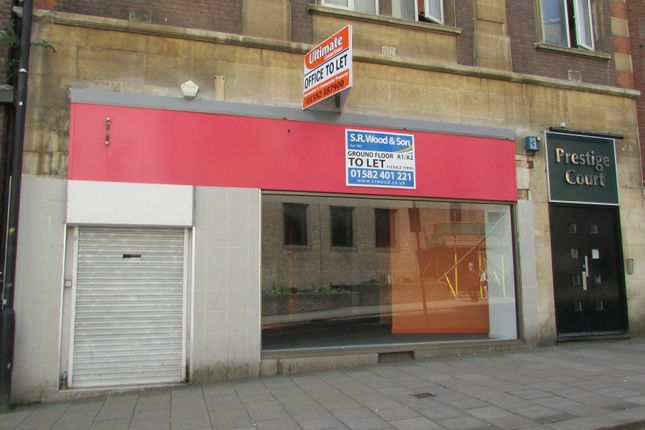 Thumbnail Retail premises to let in Upper George Street, Luton, Bedfordshire