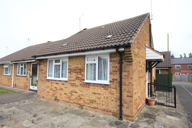 Thumbnail Bungalow to rent in Greenholme Close, Kirkby-In-Ashfield, Nottingham