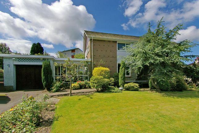Thumbnail Detached house for sale in Windrush, Leswalt High Road, Stranraer