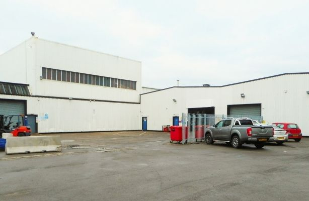 Thumbnail Warehouse for sale in Units B1-B5, Halesfield 8, Telford, Shropshire