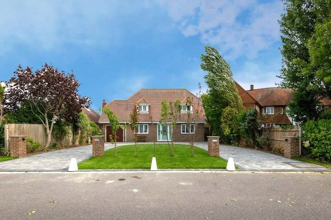 Thumbnail Detached house for sale in Beehive Lane, Ferring, Worthing, West Sussex