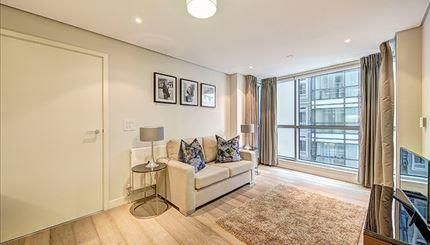Awesome Flat To Rent In Merchant Square East, London