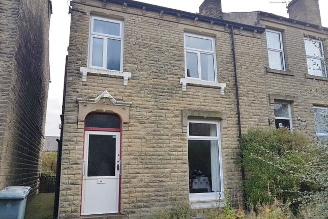 Thumbnail End terrace house to rent in Clifton Road, Huddersfield