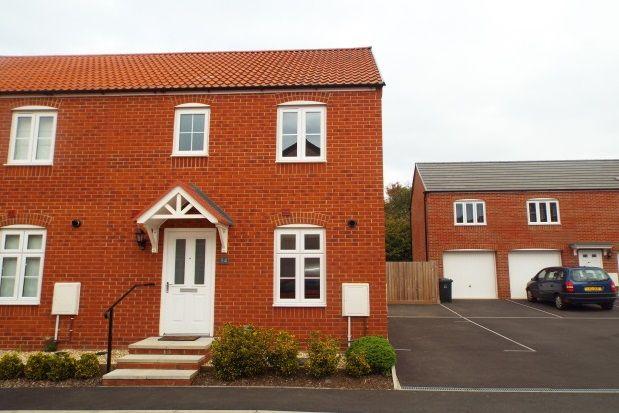 Thumbnail Property to rent in Walton Close, Glastonbury