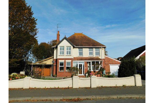 Thumbnail Detached house for sale in Upper Shoreham Road, Shoreham-By-Sea