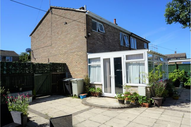 Thumbnail Semi-detached house for sale in Newton Close, Wragby