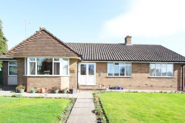 Thumbnail Bungalow for sale in Old Road, Chesterfield, Derbyshire