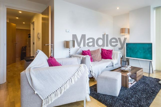 Thumbnail Flat for sale in Distillery Tower, Mill Lane, London