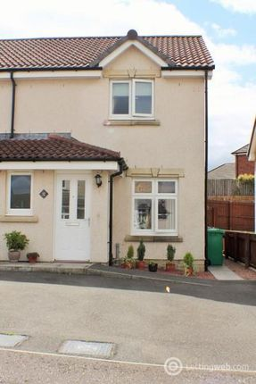 Thumbnail Semi-detached house to rent in Tirran Drive, Dunfermline, Fife