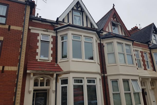 Thumbnail Flat to rent in Pen-Y-Lan Road, Roath, Cardiff