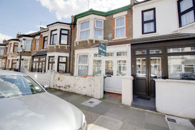 Thumbnail Terraced house for sale in Whyteville Road, Forest Gate