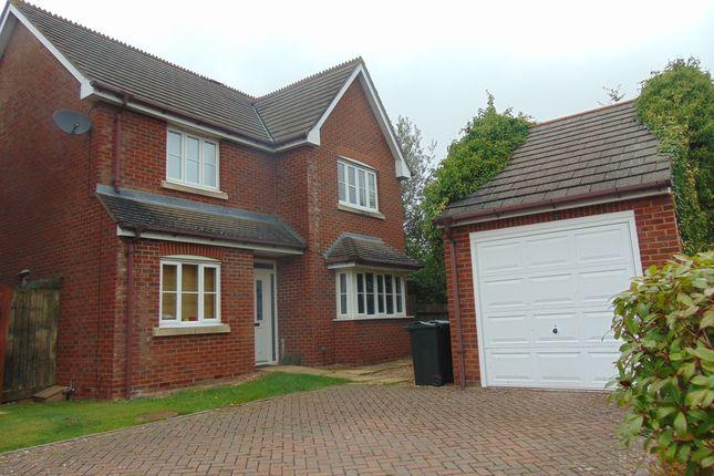 Thumbnail Detached house to rent in Caesar Avenue, Kingsnorth, Ashford