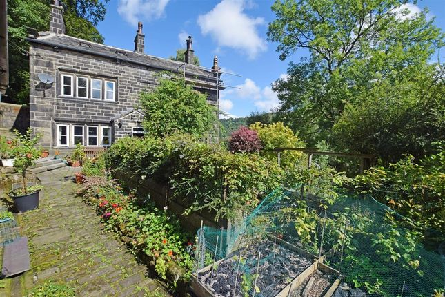 Thumbnail Semi-detached house for sale in Hollins, Hebden Bridge