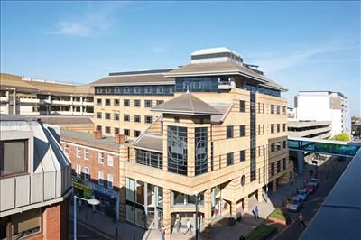 Thumbnail Office to let in Hollywood House, Woking, Woking