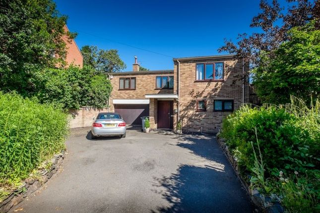 Thumbnail Detached house to rent in Chaveney Road, Quorn, Loughborough, Leicestershire