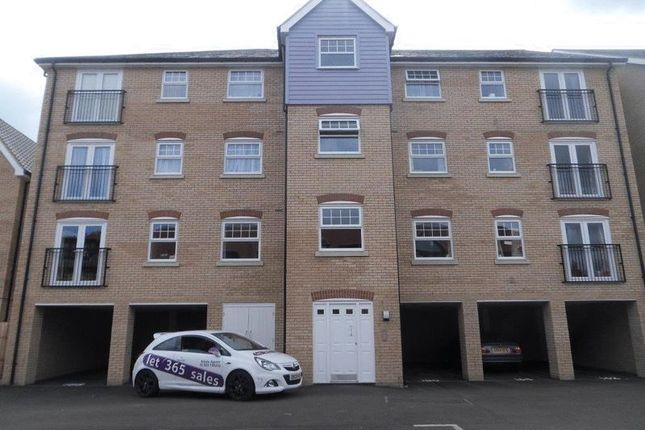 Thumbnail Flat to rent in Dobede Way, Soham, Ely