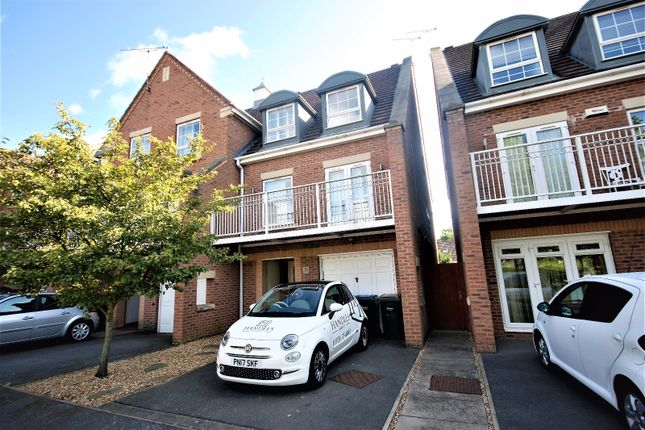 Thumbnail Terraced house to rent in Rodyard Way, Coventry