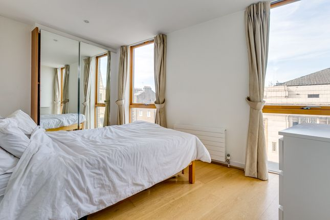 Bedroom of Tally Ho Apartments, 12 Highgate Road, London NW5