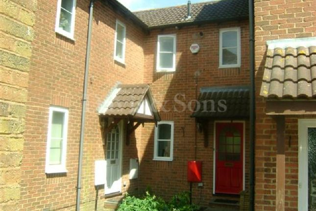 Thumbnail Terraced house to rent in Sir Charles Square, St. Brides Wentlooge, Newport